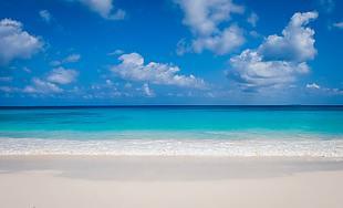 風景 海邊 沙灘 大海