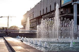 噴泉 水 噴水