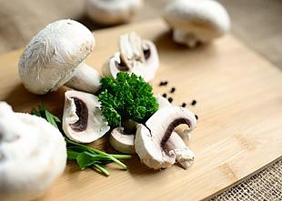白菇 蔬菜 食品