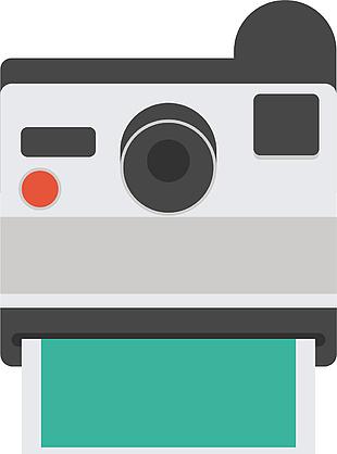 相机矢量素材
