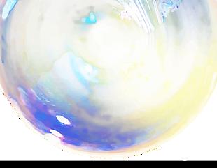 彩色鐳射泡泡