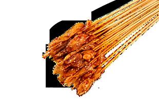 燒烤羊肉串