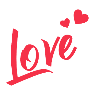情人節愛情Love愛心