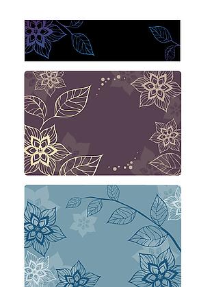 花 葉子 紋理