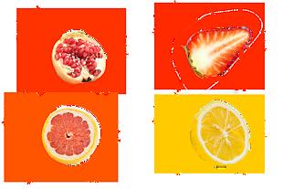 水果圖片卡通可愛