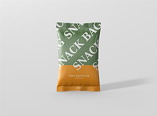 塑料包裝袋包裝樣機