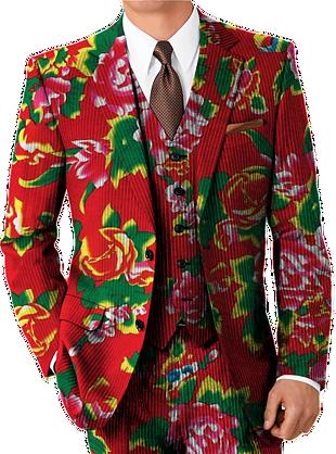 西裝可以這樣穿